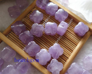 Jewelry Parts-Natural Amethyst Flower pictures & photos