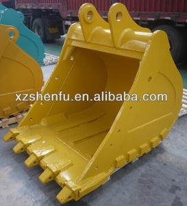 Sf High Quality Excavator Rock Digging Bucket for Komatsu PC220 pictures & photos