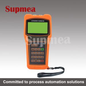 Ultrasonic Flowmeter Acid and Alkaline Liquid Portable Running Water Portable