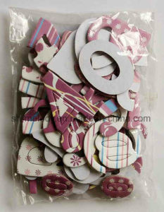 Die Cut Alphabets Chipboard/Chipboard Letters pictures & photos