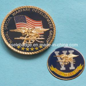 Custom 3D Enamelling Coin (Ele-C066) pictures & photos