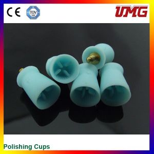 Polishing Cup Snap-on Style Disposable Dental Prophy Cup pictures & photos