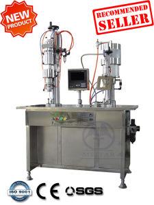 PLC Controlled Bag-on-Valve Aerosol Filling Machine (QGB2Y) pictures & photos