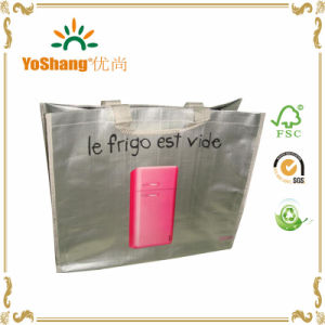 Recycle Bag PP Woven Bag for Product Shopping Non Woven Shopping Bag pictures & photos