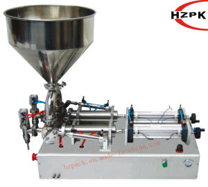 Liquid and Paste Filling Machine Filler (G2WG) pictures & photos