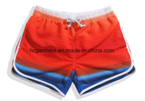 Strip/Solid Color Sex Quickly Dry Beach Wear, Board Shorts for Women/Lady pictures & photos