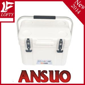 Plastic Ice Box with Handle 15L