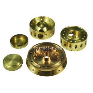 Precision CNC Turning Parts / Electroplating Part (LM-138) pictures & photos