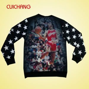 Wholesale High Quality Sweatshirts, Custom Design Sweashirts, Crewneck Sweatshirts, Sublimation Printing pictures & photos