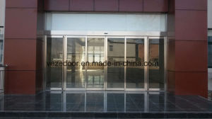 Pedestrian Automatic Sliding Door/Glass Sliding Door/Pedestrian Safety Door pictures & photos