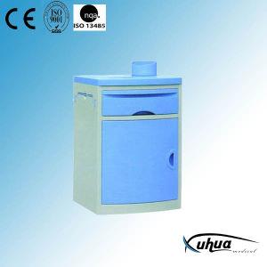 New Design Hospital Plastic Bedside Locker Cabinet (K-1) pictures & photos