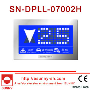 Auto Door LCD for Elevator (CE, ISO9001) pictures & photos