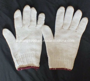 Working Cotton Gloves with Good Quality and Best Price, No-16 pictures & photos