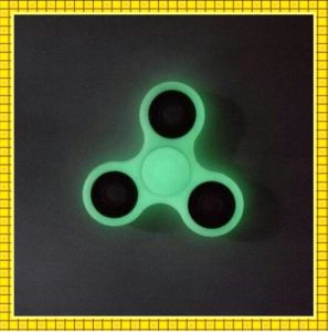 Factory LED Light Fidget Spinner pictures & photos