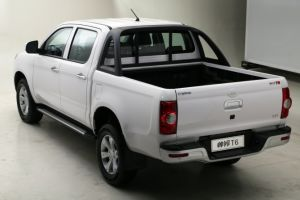 JAC Pickup Light Truck T6 pictures & photos