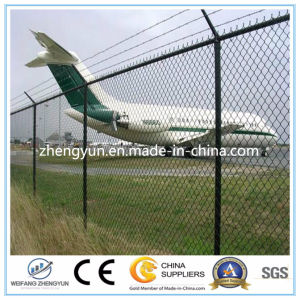 High Security Galvanized Wire Mesh Fence/ Airport Fence pictures & photos