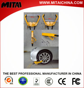High Quality Steel Pipe Car Wheel Lock (CLS-03) pictures & photos