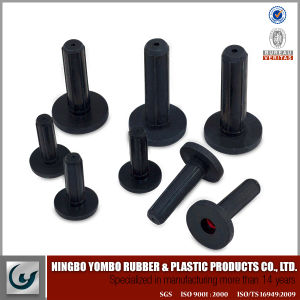 Silicone Rubber Screw Plug pictures & photos