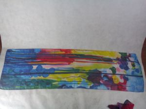 100%Ployester Digtial Print Scarves pictures & photos