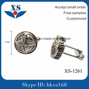Wholesale Metal Cufflinks for Men with Soft Enamel