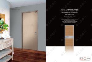 Condo Door Contemporary Wooden Door Costco Door pictures & photos