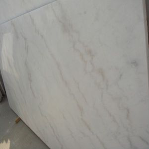 Chinese Polished Guangxi White Marble pictures & photos