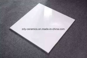 Super White Polished Stone Tiles pictures & photos
