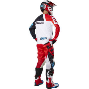 White Custom Motocross Jerseys/Pants Mx Gear Clothing (AGS02) pictures & photos