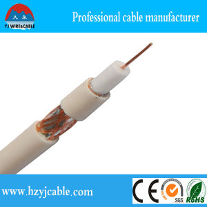 Electrical Coaxial Cable, Pure Copper Conductor Communication Cable and Wire pictures & photos