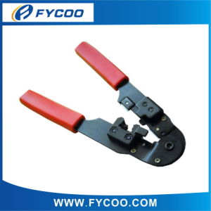 Telephone Crimp Tool, 6p6c/Rj-12, 6p4c/Rj-11, 6p2c Telephone Jacks