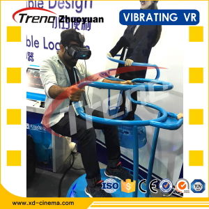 The Best Sales Amusement Equipment Vibrating Vr Simulator pictures & photos