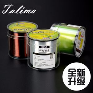 Free Shipping Wholesale High Tenacity Nylon Fishing Line pictures & photos