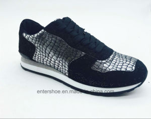 Nice PU Women Fashion Shoes for Sports (ET-MTY160330W) pictures & photos