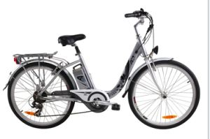 City Electric Bike Lithium Power C8 pictures & photos