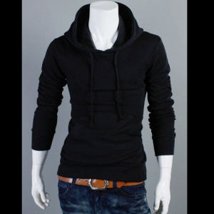 2014 Unisex Men′s Custom Cotton Hoody pictures & photos