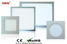 CE/UL/RoHS Approved 36W/56W/65W 600x600 Flat Panel LED Lighting