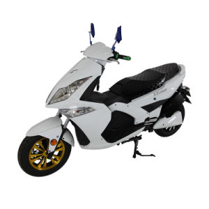 2000watt Fast Speed Electric Racing Scooter Motorbike pictures & photos
