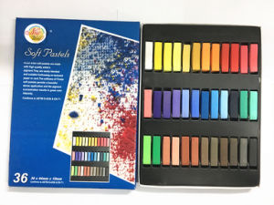 36 Colors Soft Pastel Hair Chalk pictures & photos