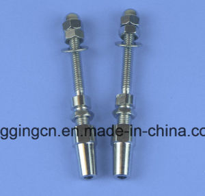 Stainless Steel Rigging Screw Jaw/Swage Stud Comes with Lacing Eye Strap pictures & photos