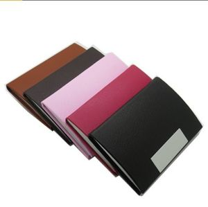 Fashionable Design Leather Namecard Holder pictures & photos