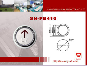 Elevator Push Button for Mitsubishi (SN-PB410) pictures & photos