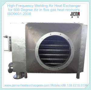 High-Frequency Welding Air Heat Exchanger for 600 Degree Air pictures & photos