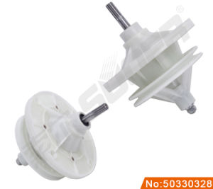 Washing Machine Gear Reducer Universal 11 Teeth (30+14) Middle Wheel Washing Machine Speed Reducer (50330328) pictures & photos