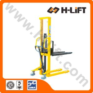 Manual Lifting Stacker with Fixed Fork (MS Type) pictures & photos