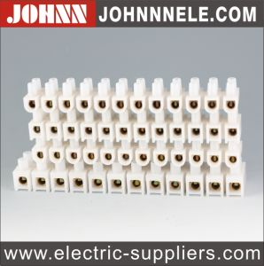 Electrical Power Cable Copper Terminal Block pictures & photos
