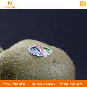 Fruit and Vegetable Self Adhesive Sticker Label pictures & photos