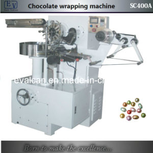 Chocolate Foil Wrapping Machine (SC400) pictures & photos