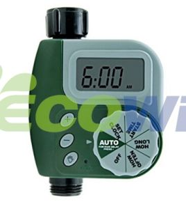 Large LCD Single-Dial Water Timer China Manufacturer pictures & photos