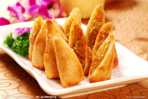 Tsing Tao Vegetable Frozen 25g/piece Spring Rolls pictures & photos