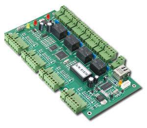 Four 4 Door TCP/IP Access Control Panel/Access Control Board (JS-8840XP) pictures & photos